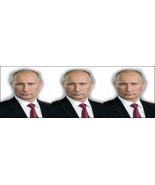 Vladimir Putin Bookmark - $2.50