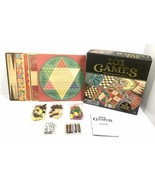 101 Classic Board Games by Cardinal - Chinese Checkers Chess Matchsticks - $18.95