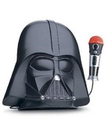 DARTH-VADER-VOICE-CHANGER-ELECTRONIC-BOOMBOX-MICROPHONE-BUILT IN-SONGS-S... - $26.35