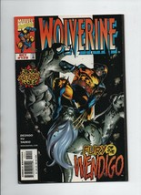 Wolverine #129 - October 1998 - Marvel Comics - Fury of the Wendigo  Tod... - $6.52