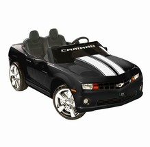 Kids Battery Operated Official NPL Chevrolet Racing Camaro 12 Volt Ride On Car image 3