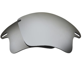 Polarized Replacement Lenses for Oakley Fast Jacket XL Frame Anti-Scratch Silver - $14.25