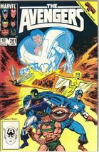 The Avengers Comic Book #261 Marvel Comics1985 Near Mint New Unread - $3.99