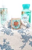 Bath & Body Works Magic In the Air Travel Mist, Bath Gel, PocketBac & Ma... - £18.60 GBP