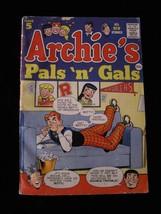 Archie's Pals'n'Gals Comic #5 1956 Archie Comics - $34.99
