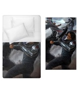 avengers winter soldier black panther war machine falcon Duvet Cover  - $70.00+