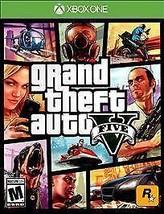 Xbox ONE Grand Theft Auto V 5 (Microsoft Xbox One 2014) New Factory Sealed GTA5 - $29.99