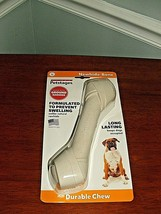 NEW Petstages NewHide Rawhide Replacement Dog Chew Toy, Large Large, White - £8.54 GBP