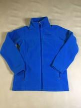 Columbia Girls M 10/12 Fleece Jacket Blue - $19.55