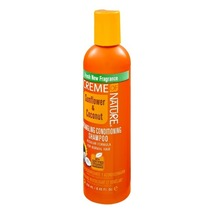 Set Of 12 Creme of Nature Sunflower & Coconut  Detangling Conditioning S... - $60.00