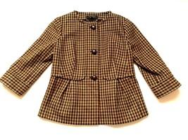 Talbots Petite sz 6P Womans 100% Wool Blazer - $4.94