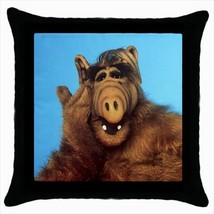 Throw pillow case alf alien fun tv series memoribila - $19.50