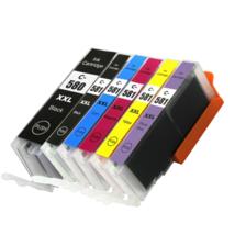 Compatible Ink Cartridge PGI580 CLI581 XXL for PIXMA - $56.08