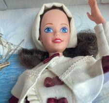 Vintage Pilgrim Barbie 1994 American Stories Collection NRFB New Thanksg... - $74.24