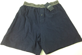 Polo Ralph Lauren Estate Knit Boxer (PL79) Small French Navy MSRP $35.00 - $18.80