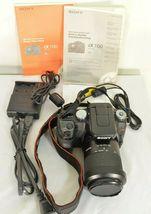 Sony Alpha a100 10.2MP Digital SLR Camera - Black (Kit w/ DT 18-70mm Lens) image 9