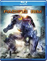 Pacific Rim (Blu-Ray/Uv/Ff-16X9)