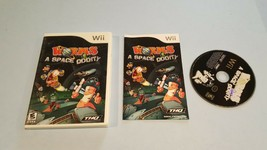 Worms: A Space Oddity (Nintendo Wii, 2008) - $8.41
