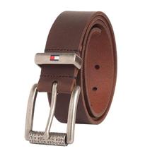 Tommy Hilfiger Men's Premium Logo Casual 35MM Solid Leather Belt 11TL02XZ50 image 7