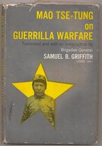 Mao Tse-Tung On Guerrilla Warfare 1962 Book Club Hardcover With Dustjacket - $4.00