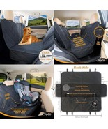 Dog seat covers for cars by YoGi Prime - LUXURY Car Hammock Style Waterp... - $54.30