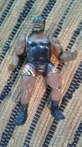 Mark Henry WWE Super Star series 6- wrestling figure 1998 - $16.91
