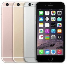 Apple iPhone 6s - 64GB 4G LTE | FACTORY GSM UNLOCKED Smartphone
