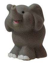 Vintage Little People Elephant (2001) Replacement Figure - Fisher Price ... - $1.45