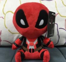 Deadpool Doll Marvel Movies Plush Toys child luxury Soft Doll XMAS Gift ... - $1.99