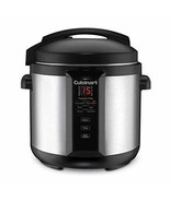 Cuisinart CPC-600N1 6-Quart Electric Pressure Cooker, Silver 6 Quart, - $128.88