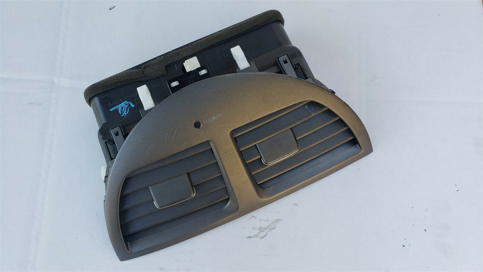 07-09 Lexus ES350 Center Dash Heater Air Climate Vent Vents 55660-33200