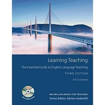 Learning Teaching, W. Dvd-Rom: A Guidebook For English Language Teachers... - $58.00