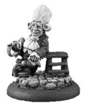 28mm Discworld Miniatures: Giamo Casanunda