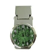 Men's Matrix Data Tech Money Clip Watch - $17.99