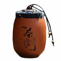 Japanese-Style Storage Jars Small Cans Tea Coffee Canisters #28 - $29.21