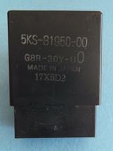 5KS-81950-00 Fuel Pump Relay Yamaha - Very Good! - $47.62