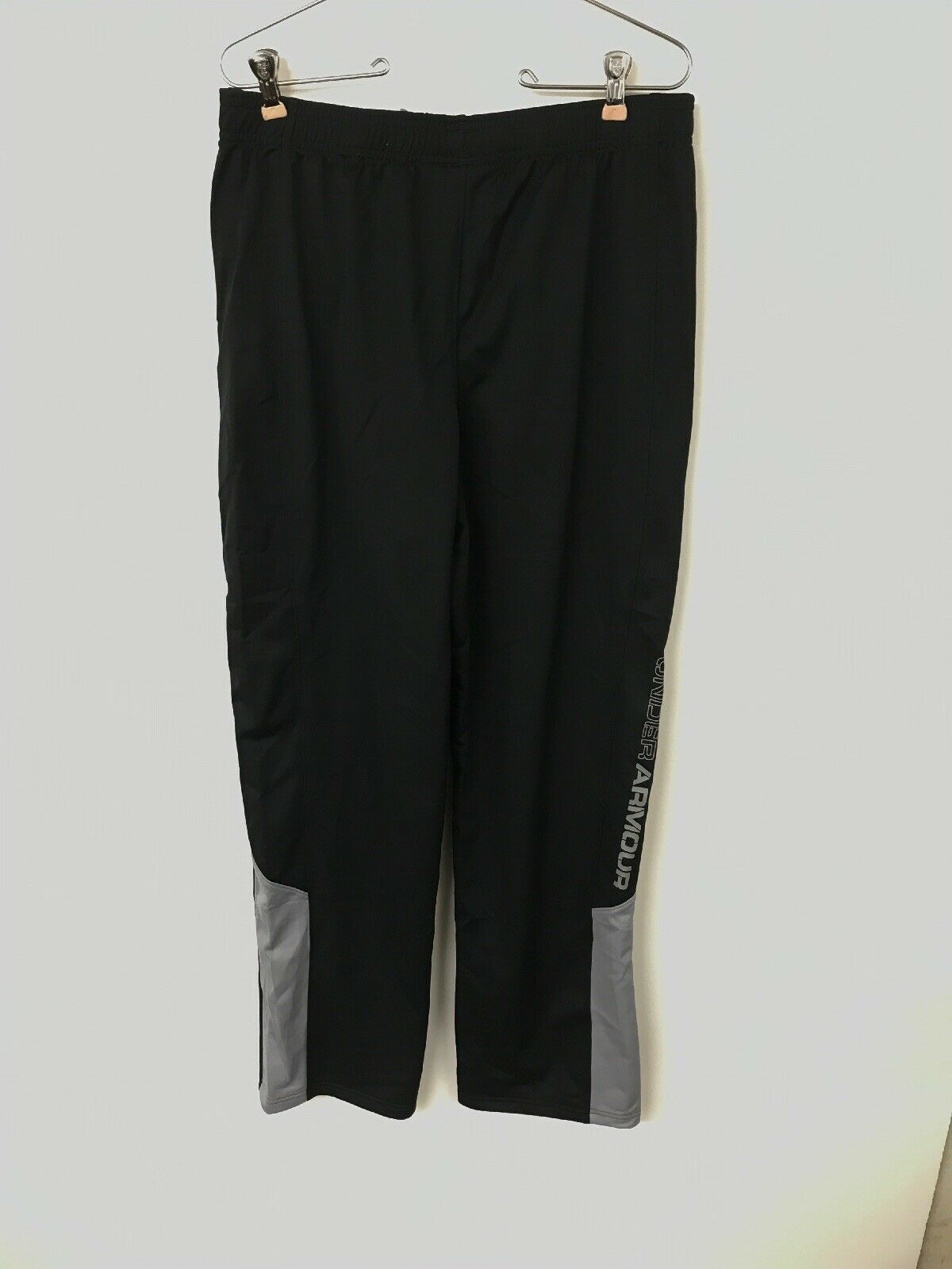 Primary image for Under Armour Youth Boys Sweat Pants Black XL