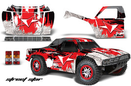 Amr Rc Graphic Decal Kit Traxxas St Course Jconcepts 1979 Ford F250 Body - Star - $29.65