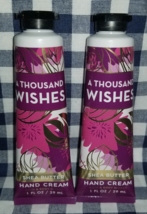 New 2-Pack A Thousand Wishes Hand Cream Bath & Body Works Ships Free! - $12.00