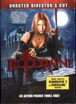 BloodRayne (DVD ) - $8.90