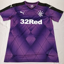 Glasgow Rangers 15/16 Third Jersey Puma Fans Version %100 Authentic - $39.00
