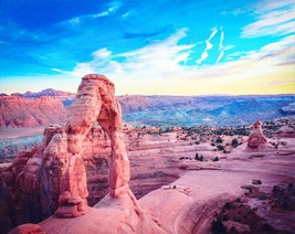 """Beautiful 8""""X10"""" Photo of """"Delicate"""" & """"Landscape"""" In Arches National Pa... - $8.60"""