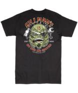 Lucky 13 Gillman Creature Hot Rods Choppers Cars Biker Mechanic T Shirt ... - £19.84 GBP+