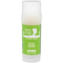 Primal Pit Paste All Natural Coconut Lime Deodorant – Aluminum Free, Paraben Fre - $15.10