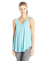 Calvin Klein Performance Women's Relaxed Icy Wash Active Tank Top - $10.49