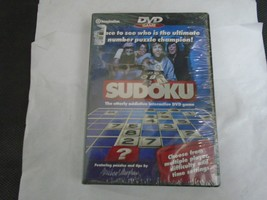 Imagination Interactive DVD Game ~ SUDOKU Brand New - $6.50