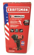 Craftsman Cordless Hand Tools Cmcf820b image 2