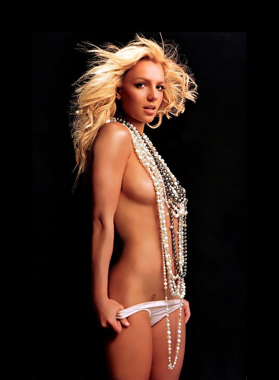 Ultra Hot - Britney Spears - Music Legend - Full-Gloss Photograph