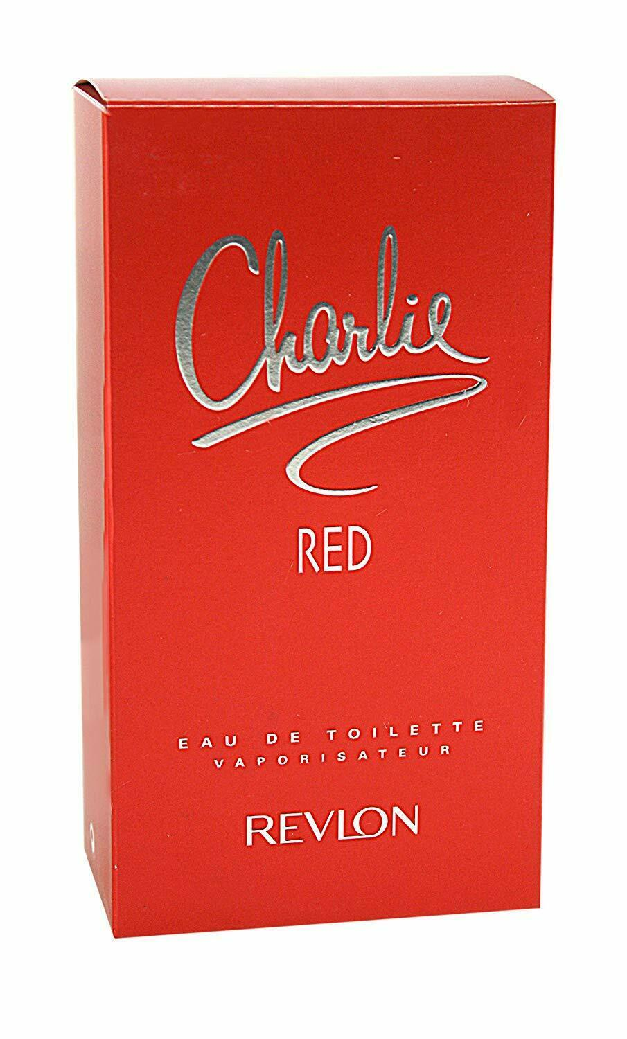 Revlon Charlie Red Perfume 100ml Olfactive family floral-floral-wood-for Women  image 2