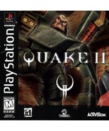 Quake 2 PS1 Great Condition Fast Shipping - $19.93